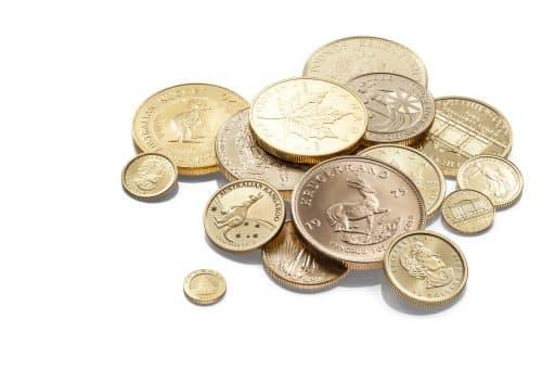 Münzen kaufen