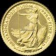 1/10 Unze Britannia Goldmünzen Vorderseite 2020