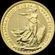 1/2 Unze Britannia Goldmünzen Vorderseite 2020