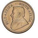1/2 Unze Krügerrand Goldmünzen Rückseite