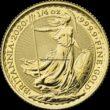 1/4 Unze Britannia Goldmünzen Vorderseite 2020