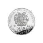 10 Unzen Arche Noah Silbermünzen