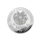 1 kg Arche Noah Silbermünzen