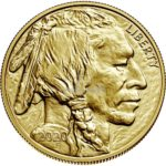 1 Unze American Buffalo Goldmünze Vorderseite 2020