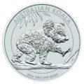 1 Unze Australian Koala Silbermünzen Vorderseite 2016