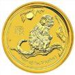 1 Unze Australian Lunar 2 Affe Goldmünzen
