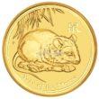 1 Unze Australian Lunar 2 Maus Goldmünzen