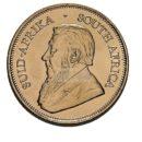 1 Unze Krügerrand Goldmünzen Rückseite