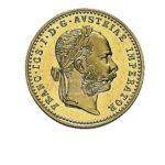 4 Dukat Oesterreich Goldmünzen Vorderseite