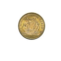 50 Pesos Chile Goldmünzen Rückseite