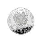 5 kg Arche Noah Silbermünzen