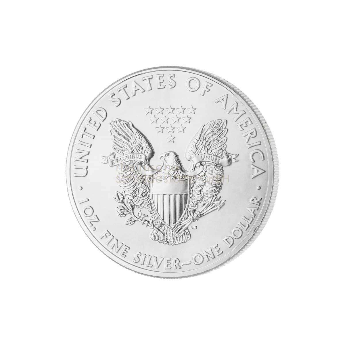 American Eagle Silber Silbermünzen Vorderseite