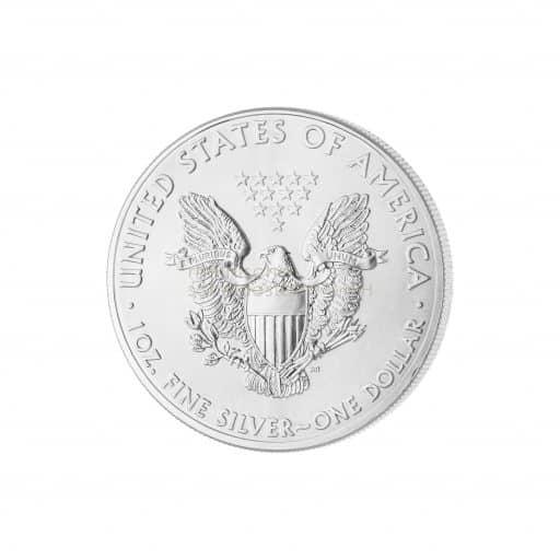 American Eagle 1 Unze Silbermünze