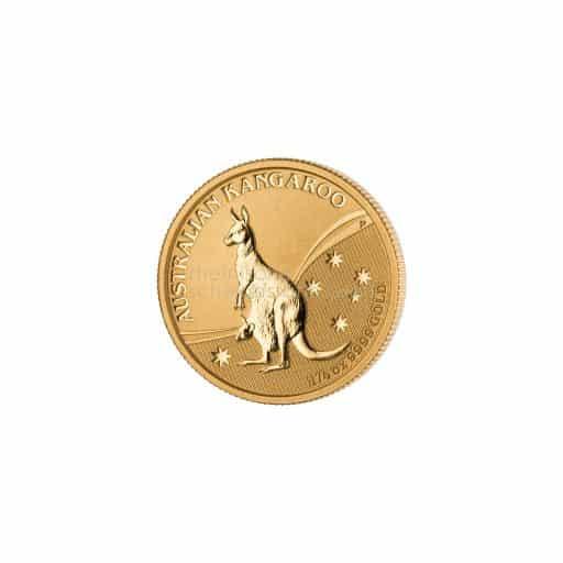1/4 Unze Australian Kangaroo Gold mit Känguru