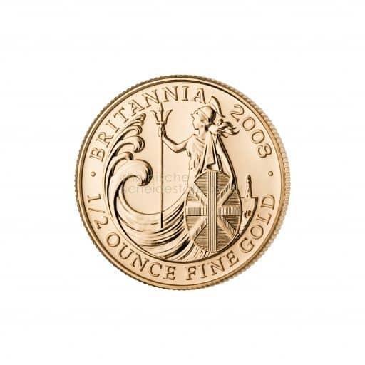 Britannia Goldmünze 1/2 Unze