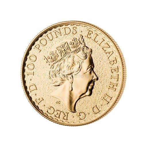 1 Unze Britannia Goldmünze