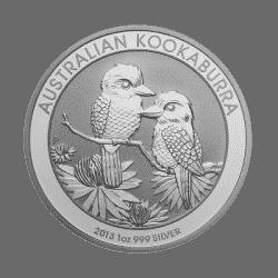 Australian Kookaburra 1 Unze Silber