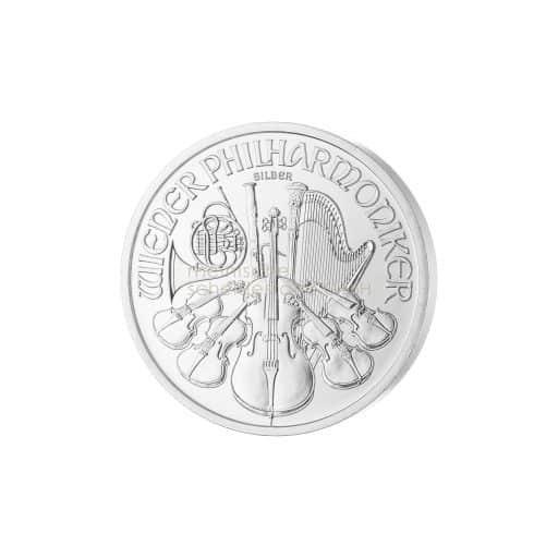 Wiener Philarmoniker 1 Unze Silber