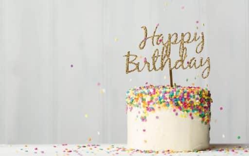 Happy Birthday 2 1