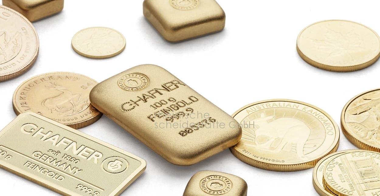 Gold kaufen Köln