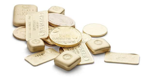 Goldkauf Saarbrücken