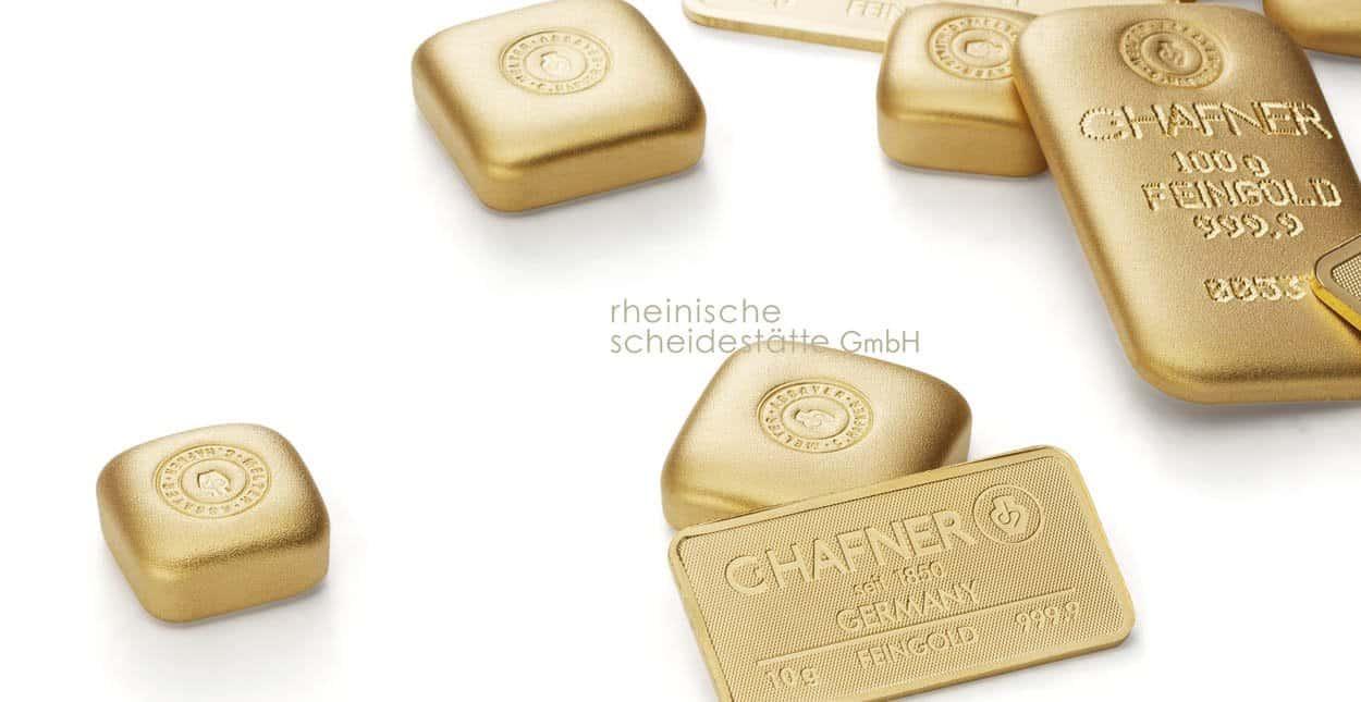 Goldbarren kaufen Saarbrücken
