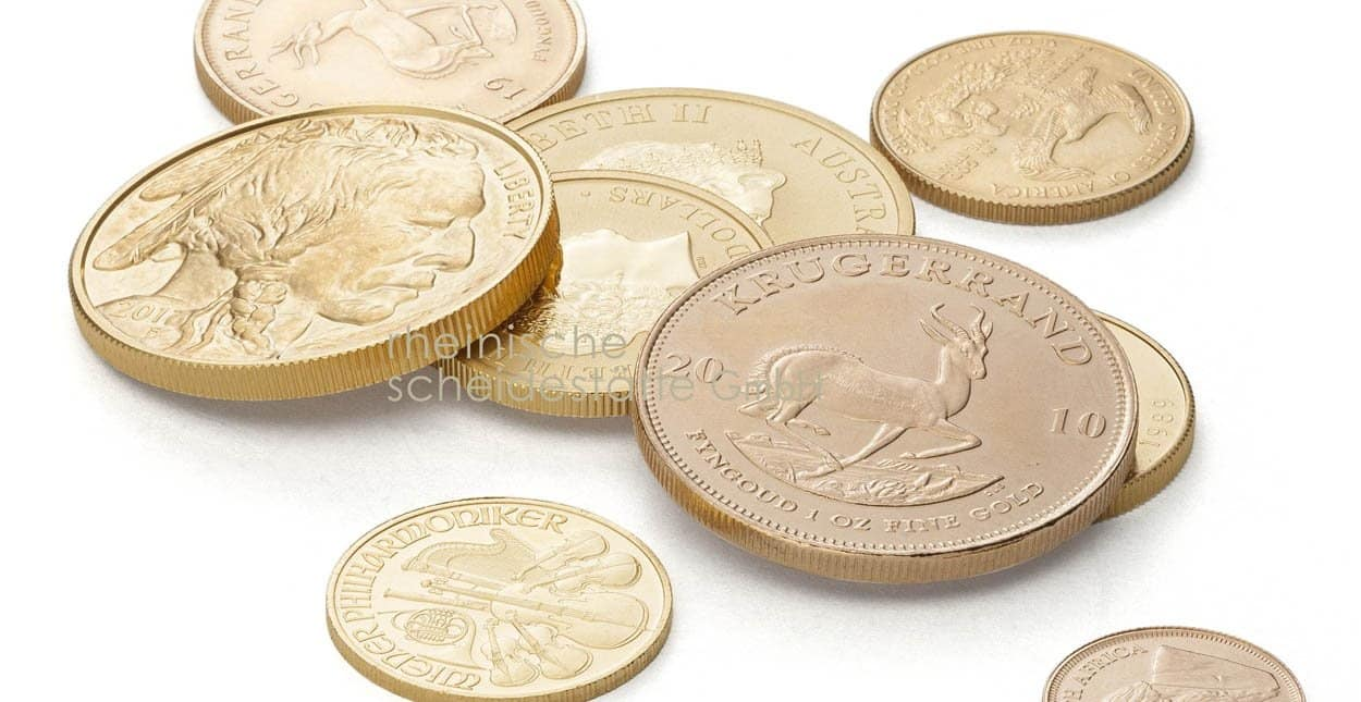 goldmuenzen kaufen koeln