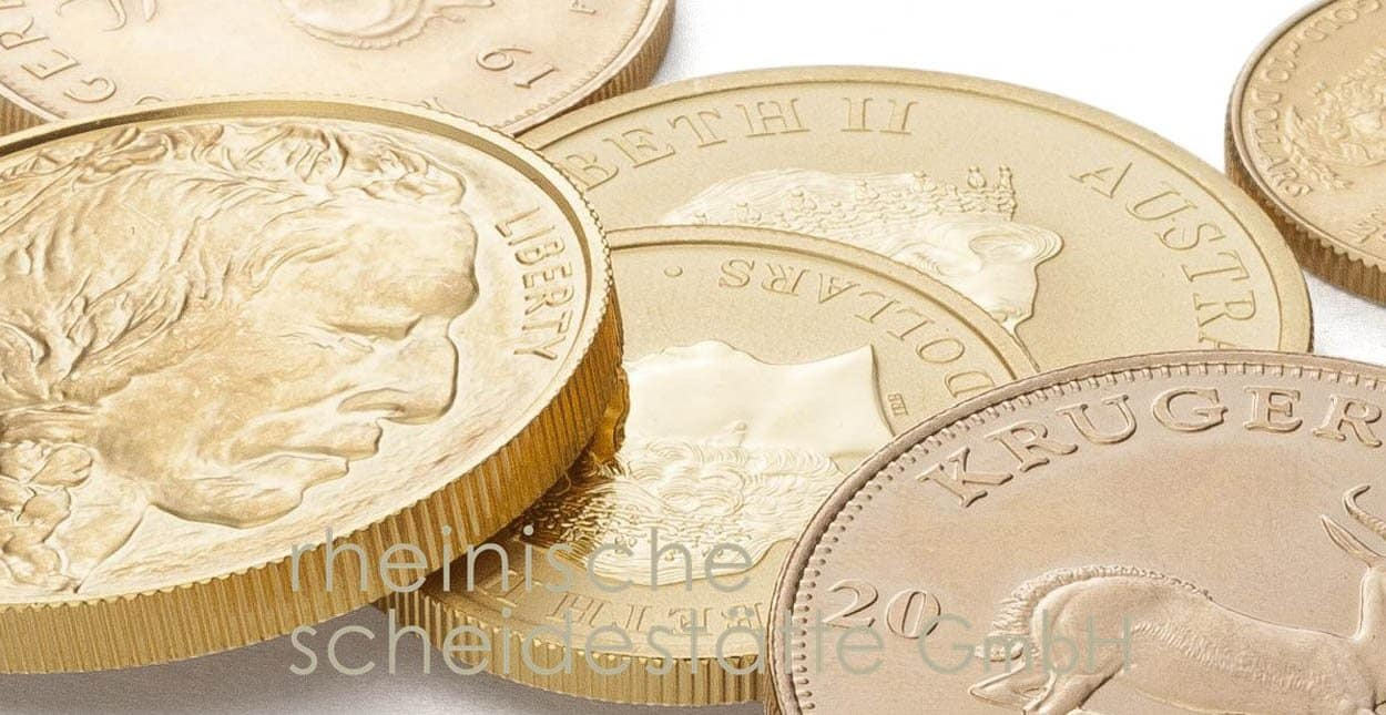 Goldmünzen kaufen Saarbrücken