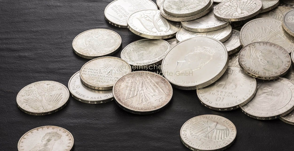Silber kaufen Berlin