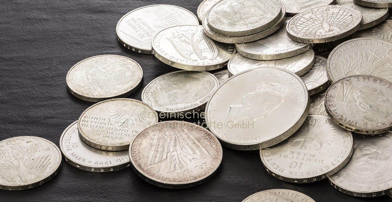 silber münzbarren kaufen
