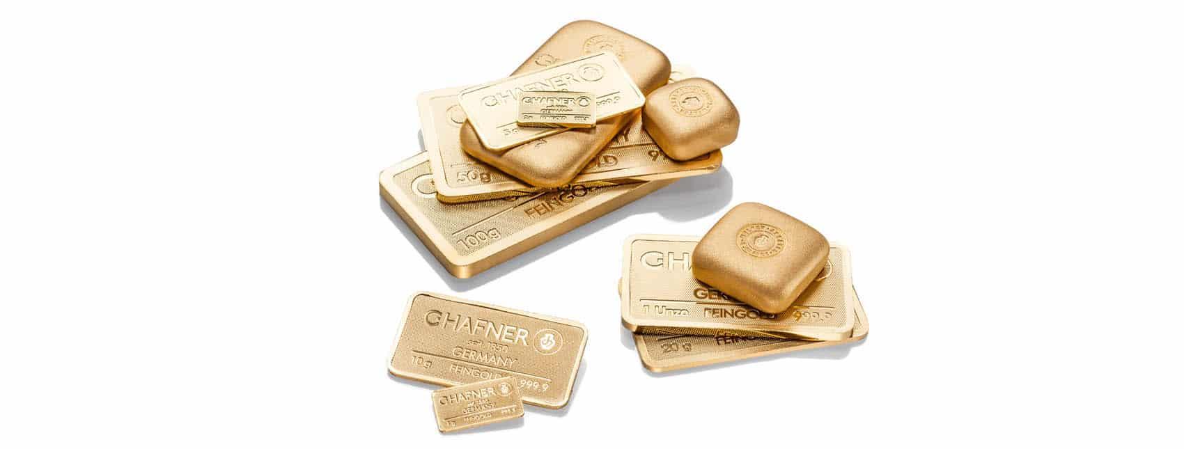 Goldbarren kaufen online