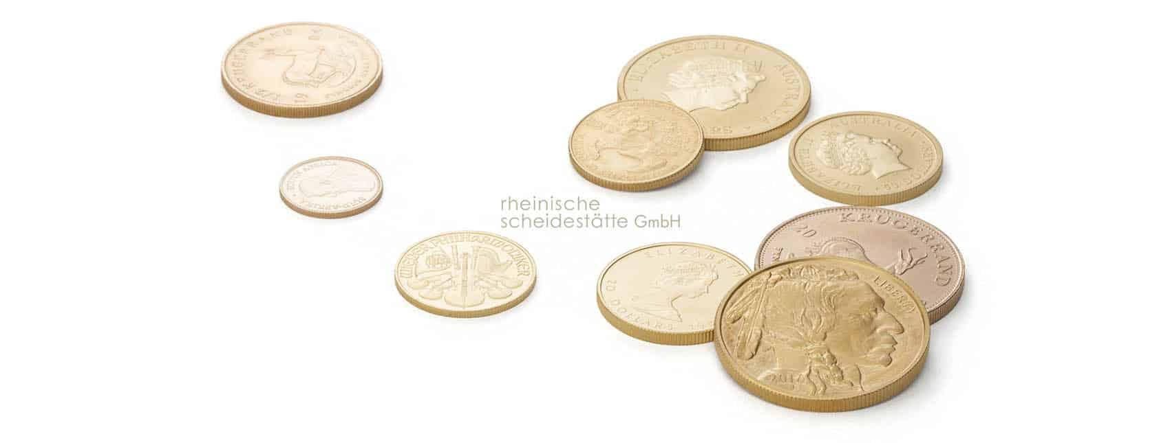 Goldmünzen shop