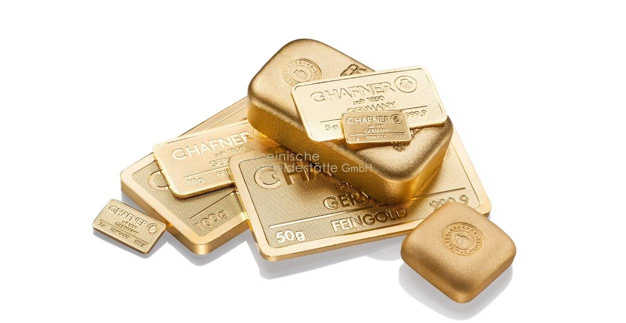 Goldbarren verkaufen Preis