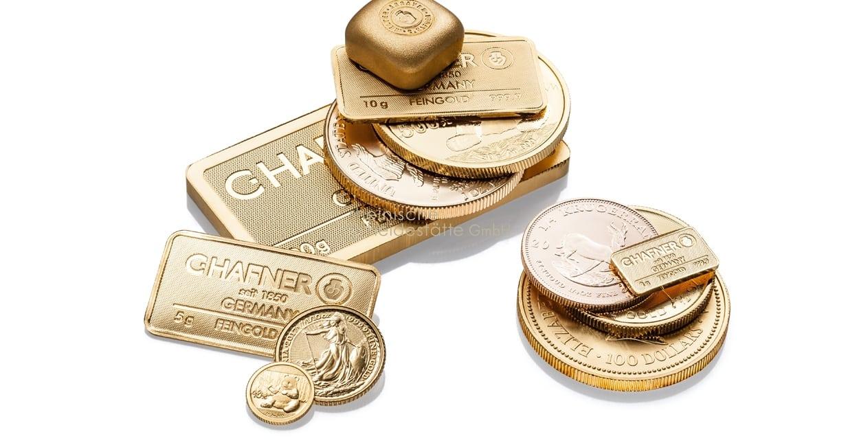 Frankfurt Gold Kaufen