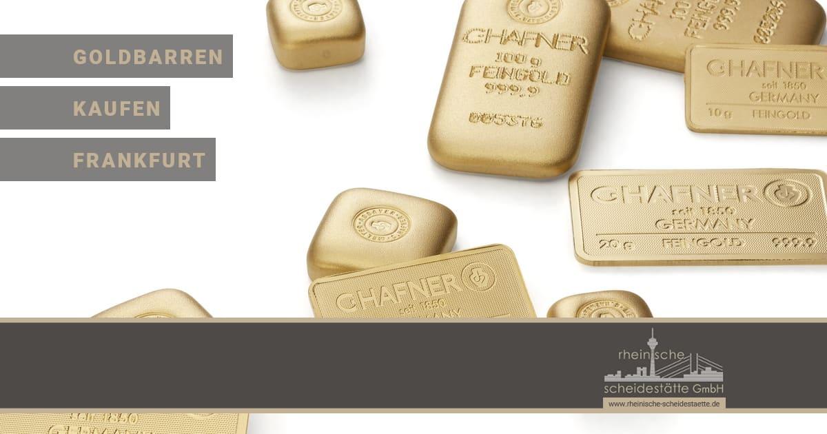 Gold Kaufen Frankfurt