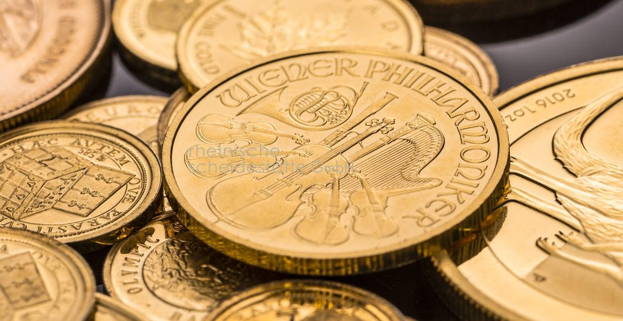 Goldmünzen kaufen Stuttgart