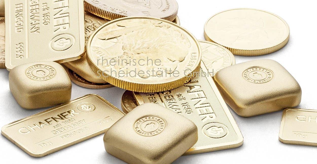 Goldpreis Essen