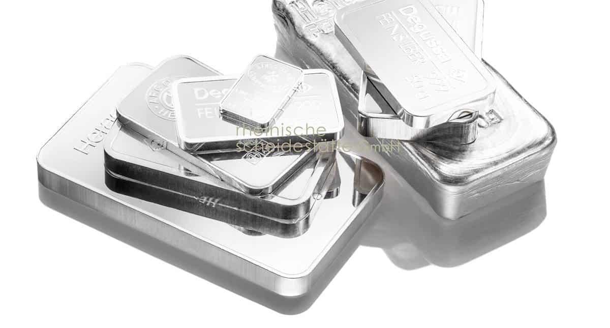 Silberbarren verkaufen Stuttgart