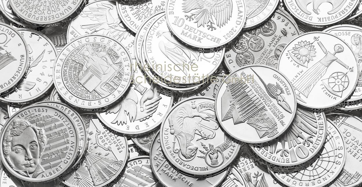 Silbermünzen kaufen Stuttgart