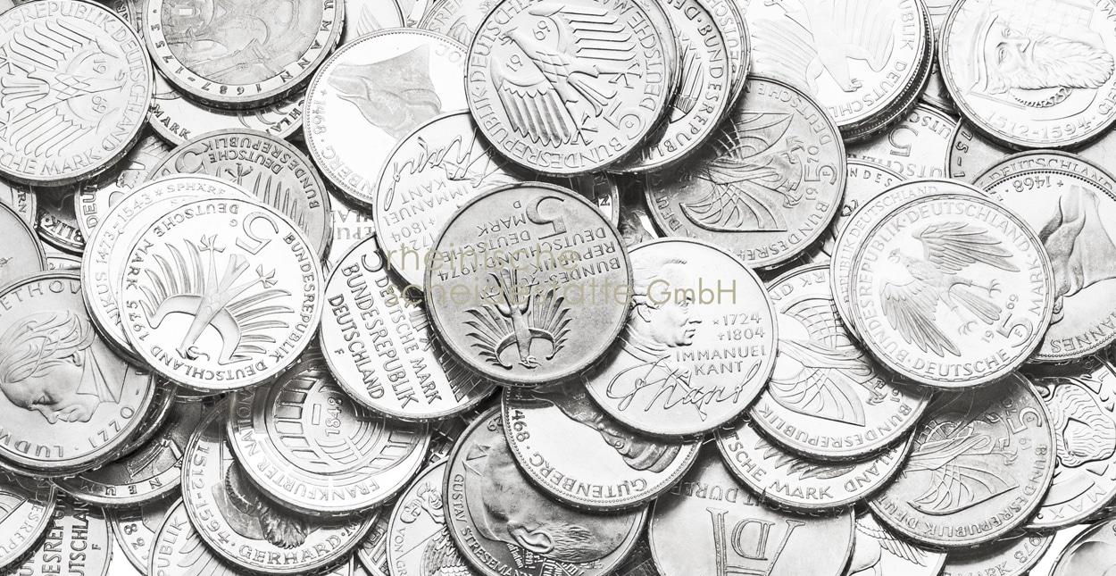 Silbermünzen kaufen Stuttgart Preise