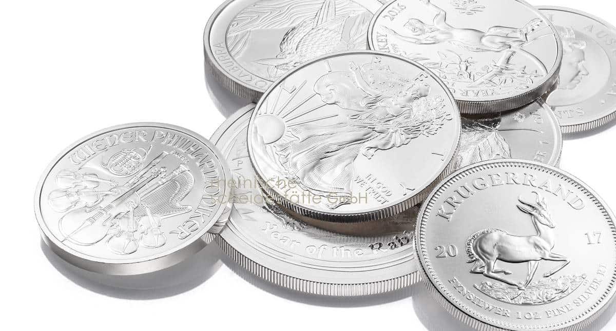 Silbermünzen verkaufen Stuttgart