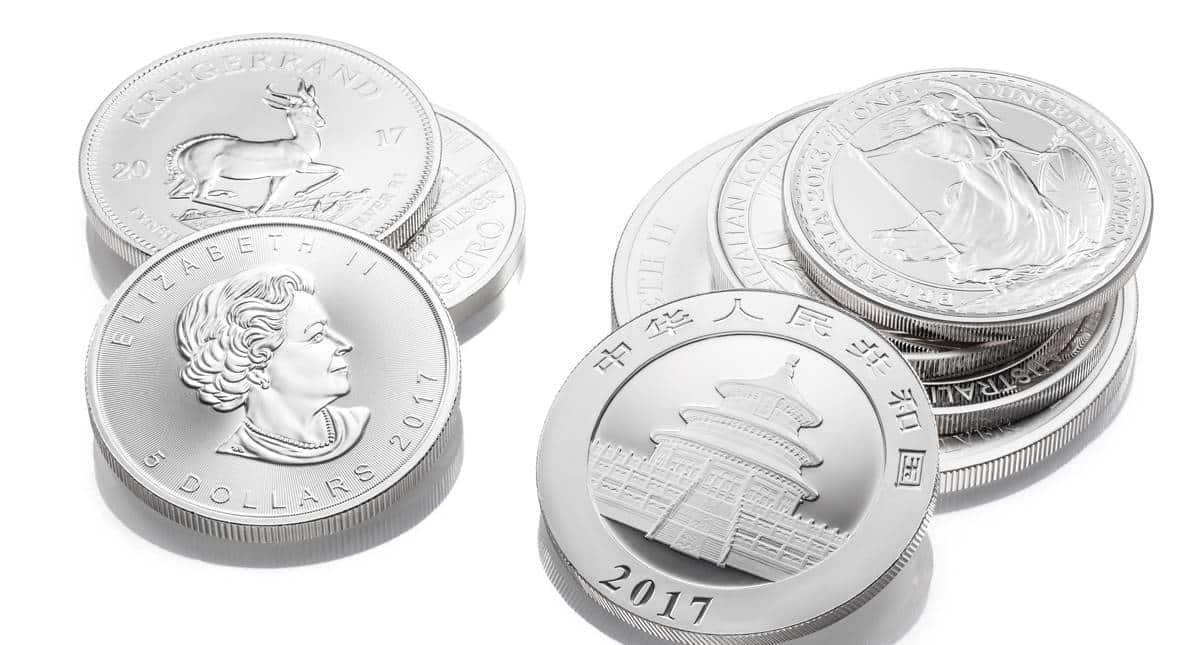 Silbermünzen verkaufen Stuttgart Händler