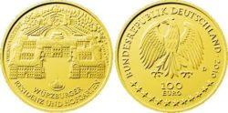 deutschland 100 euro wuerzburg 1 2010