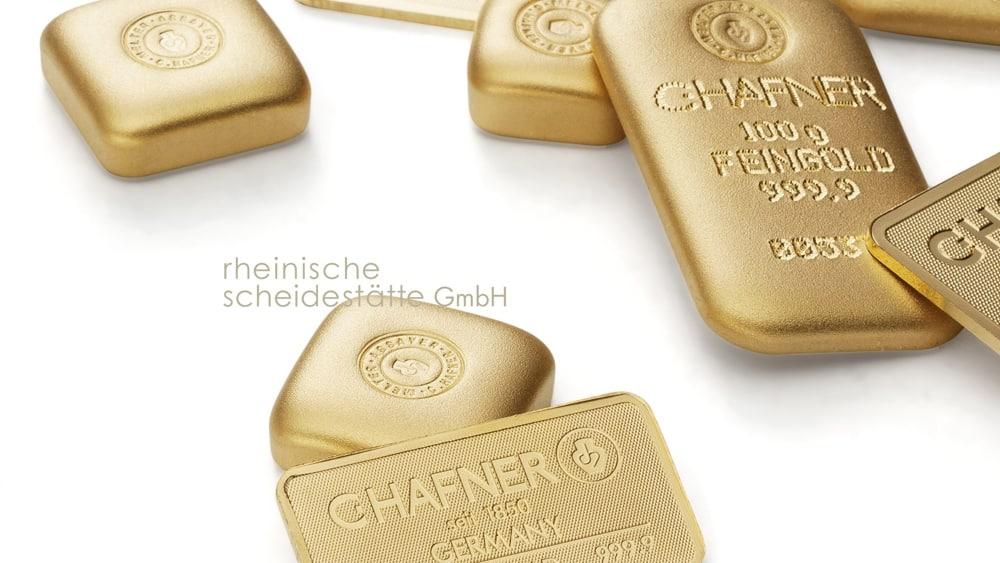 goldbarren kaufen duesseldorf-foto