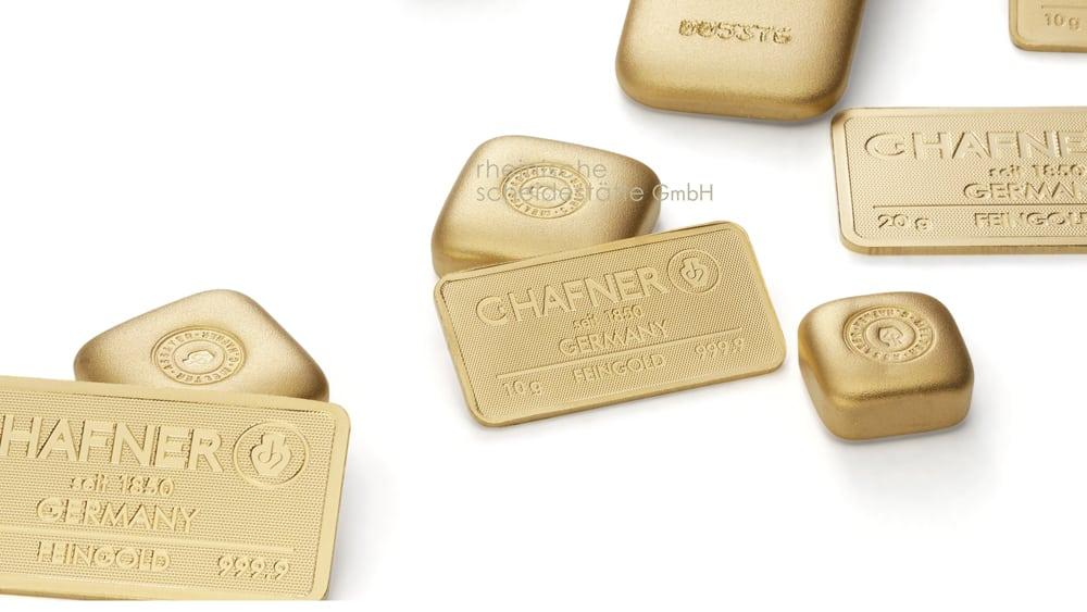 Goldbarren verkaufen Aachen Image