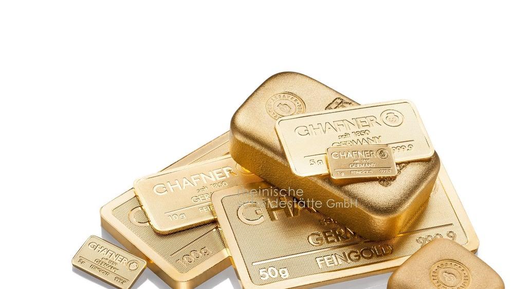 Goldbarren verkaufen Trier Image