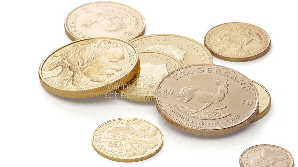 Goldmünzen verkaufen Köln Image