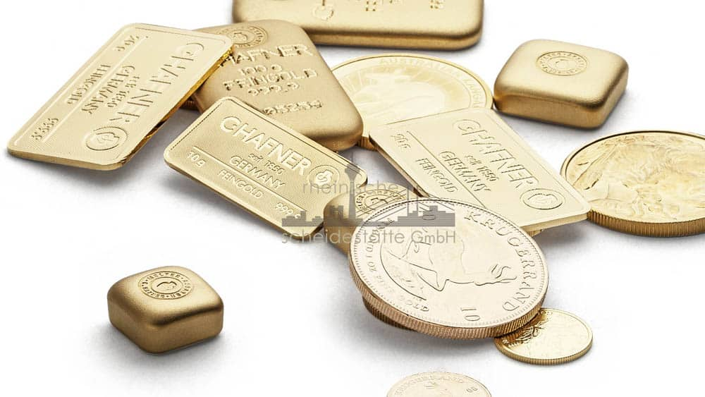 Goldpreis Verkauf Düsseldorf Bild
