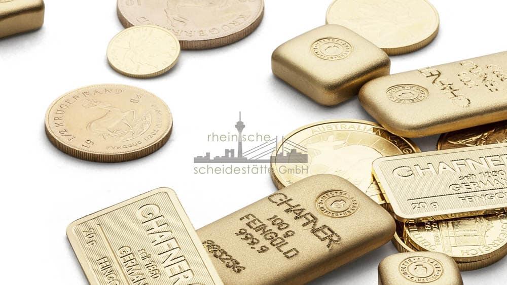 Goldpreis Verkauf Düsseldorf Foto
