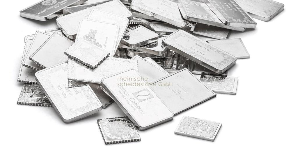 Silberbarren kaufen Berlin Image